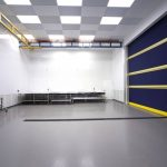 Large Component Cleanroom - ISO Class 6 (Fed Std Class 1000)