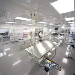 Cleanroom (west view)