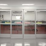Aqueous Processing Room - ISO Class 5 (Fed Std Class 100)