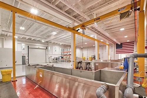 New Astro Pak Florida Cleanroom Facility