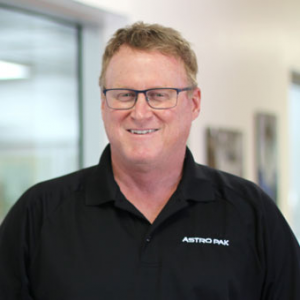 Michael Johnson as Director of Technical Services